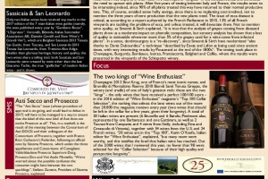 Italian Weekly Wine News N. 279