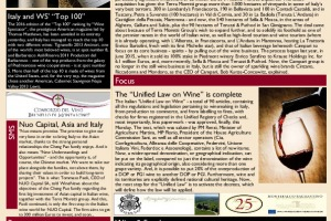 Italian Weekly Wine News N. 283