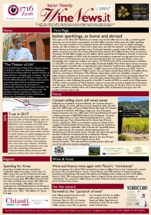 Italian Weekly Wine News N. 287