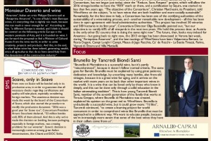 Italian Weekly Wine News N. 292