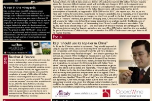 Italian Weekly Wine News N. 30