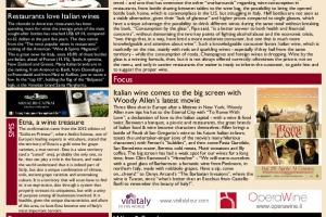 Italian Weekly Wine News N. 31