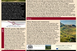 Italian Weekly Wine News N. 323