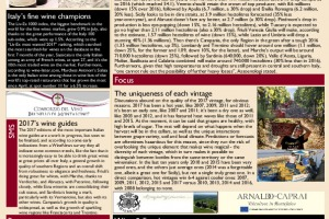 Italian Weekly Wine News N. 328