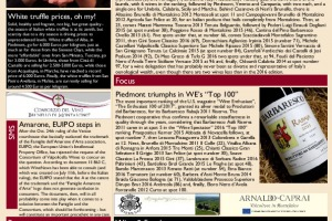 Italian Weekly Wine News N. 341