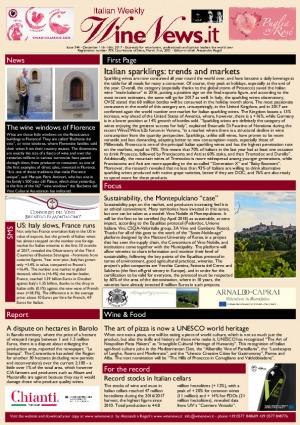 Italian Weekly Wine News N. 344