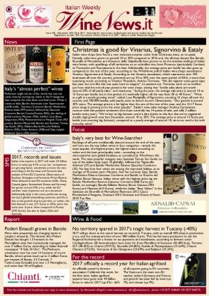 Italian Weekly Wine News N. 345