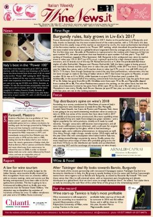Italian Weekly Wine News N. 346