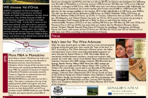 Italian Weekly Wine News N. 348