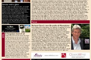 Italian Weekly Wine News N. 34