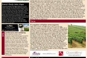 Italian Weekly Wine News N. 37