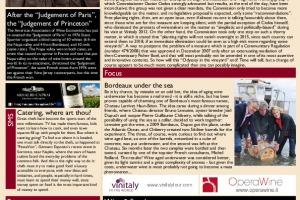 Italian Weekly Wine News N. 38