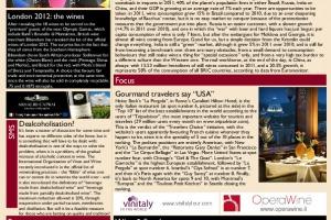 Italian Weekly Wine News N. 40