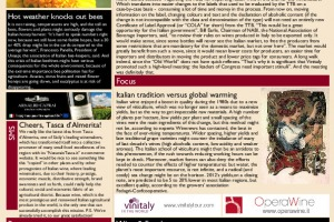 Italian Weekly Wine News N. 45