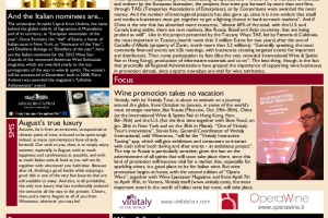 Italian Weekly Wine News N. 47