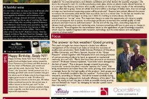 Italian Weekly Wine News N. 50