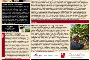 Italian Weekly Wine News N. 52