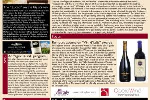 Italian Weekly Wine News N. 53