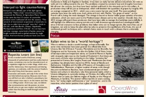 Italian Weekly Wine News N. 54