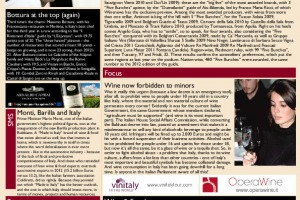 Italian Weekly Wine News N. 55