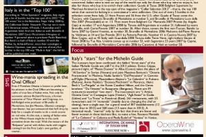 Italian Weekly Wine News N. 60