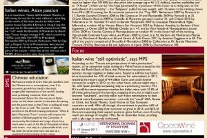 Italian Weekly Wine News N. 61