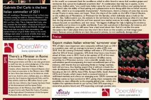 Italian Weekly Wine News N. 6
