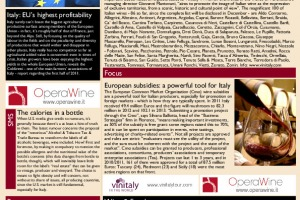 Italian Weekly Wine News N. 8