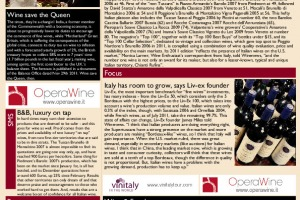 Italian Weekly Wine News N. 9