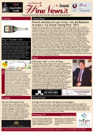 La Prima di WineNews - N. 1001