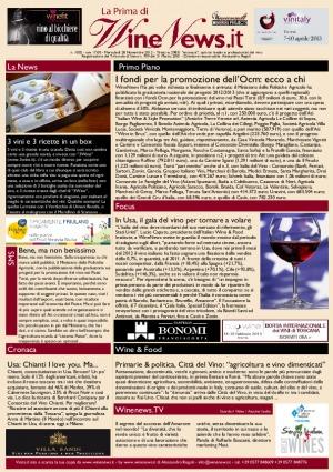 La Prima di WineNews - N. 1002