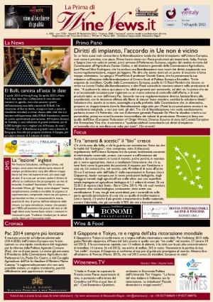 La Prima di WineNews - N. 1003
