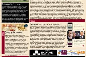 La Prima di WineNews - N. 1018