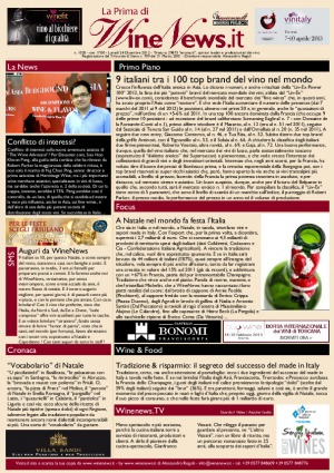 La Prima di WineNews - N. 1020