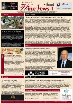 La Prima di WineNews - N. 1022