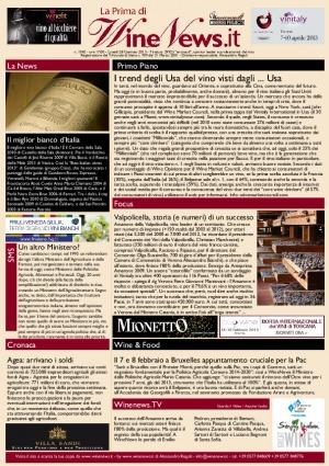 La Prima di WineNews - N. 1042
