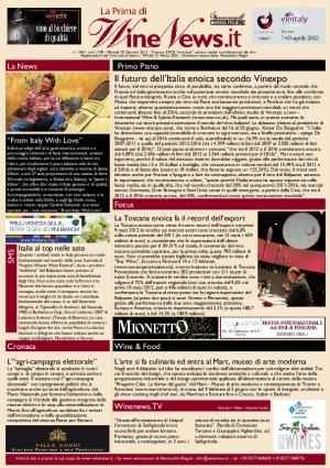 La Prima di WineNews - N. 1043