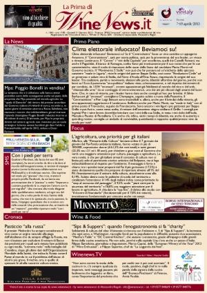 La Prima di WineNews - N. 1045