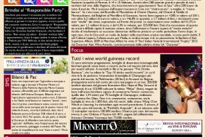 La Prima di WineNews - N. 1050