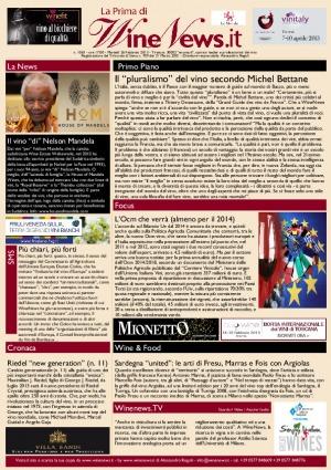 La Prima di WineNews - N. 1063