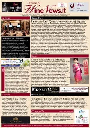 La Prima di WineNews - N. 1065
