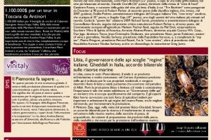 La Prima di WineNews - N. 107