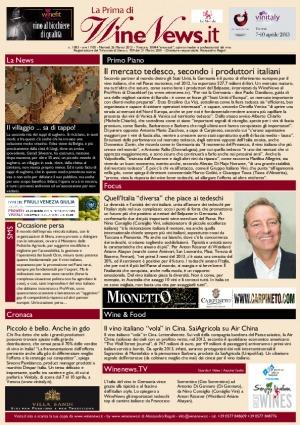 La Prima di WineNews - N. 1083
