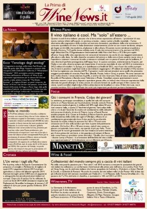 La Prima di WineNews - N. 1084