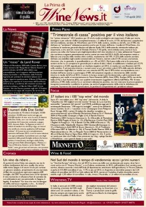 La Prima di WineNews - N. 1085