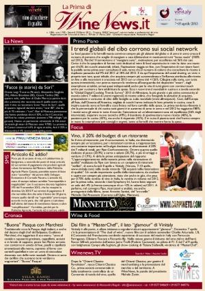La Prima di WineNews - N. 1086