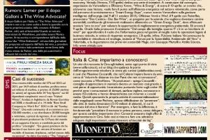 La Prima di WineNews - N. 1087