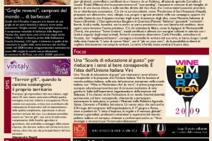 La Prima di WineNews - N. 108