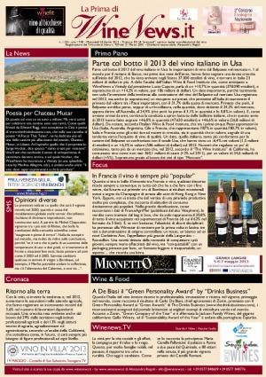 La Prima di WineNews - N. 1105