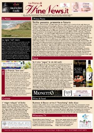 La Prima di WineNews - N. 1106